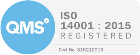 ISO Accreditation badge/logo